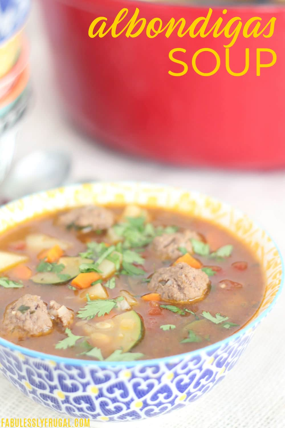 best albondigas soup recipe