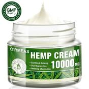Amazon: 10000mg Hemp Cream for Pain Relief $10.19 After code (Reg. $16.99)