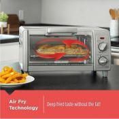 Macy's Black Friday! Black & Decker Air Fry Toaster Oven $39.99 (Reg. $84.99)