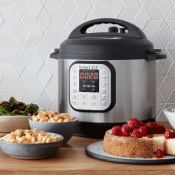 Target Cyber Deal! Instant Pot Duo 6-Quart $49.95 (Reg. $99.99) + Free...