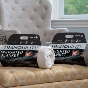 Target Black Friday! 12-lbs Weighted Throw Blanket $30 (Reg. $49) + Free...