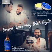 Amazon: Beard Grooming Kit $5.99 After Code (Reg. $9.99)