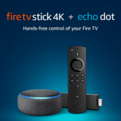 Amazon Black Friday! Fire TV Stick 4K bundle with Echo Dot $46.99 (Reg....