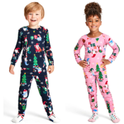 The Children's Place: Holiday Pajamas from $8.48 (Reg. $16.95+) + Free...