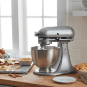 Kohl's Black Friday! KitchenAid Classic Plus 4.5-qt. Stand Mixer as low...