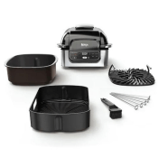 Kohl's Cyber Monday! Ninja Foodi 5-in-1 Indoor Grill with Air Fryer as...