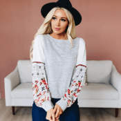 Hurry! Jane: The Kalden Sleeve Knit Top $21.99 (Reg. $59.99) + Free Shipping...