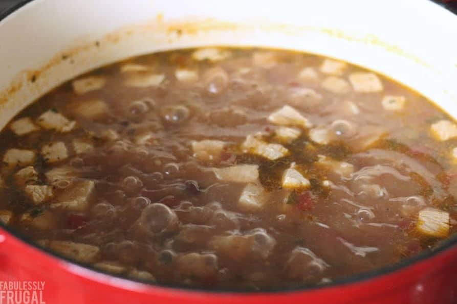 Zupas Chicken Tortilla Soup Copycat