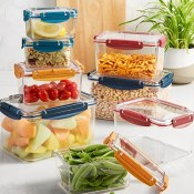 Macy's Black Friday! Tools of the Trade Tritan Food Storage Container Set...