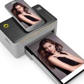 "Amazon Black Friday: Kodak Dock & Wi-Fi Portable 4x6"" Instant Photo Printer..."