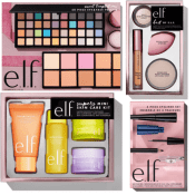TODAY ONLY! e.l.f. Cosmetics Holiday Deal! 30% Off Holiday Gift Sets as...