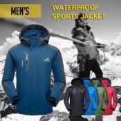 Waterproof Ski Jacket/Winter Rain Jackets for Men and Women $25.99 + Free...