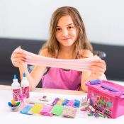 Amazon: FAB Gift Idea! DIY Ultimate Slime Making Kit $12.49 After Code...