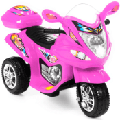Best Choice Products Cyber Week! 5 Colors! 6V Kids 3-Wheel Motorcycle Ride-On...