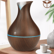 Relax with this FAB Lighted Diffuser for Just $9.99! 3 Colors, Free Shipping!