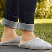 TODAY ONLY! Amazon Holiday Deal! Dearfoams Slippers from $16 (Reg. 30+)