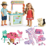 American Girl: Dolls & Accessories Up to 60% Off!