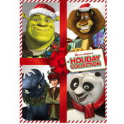 Hurry! Amazon Cyber Monday: Dreamworks Holiday Collection DVD $5.99 (Reg....