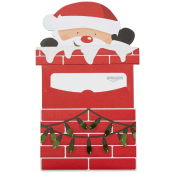 Amazon Holiday Deal! Gift Card in a Santa Chimney Reveal $15 + Free Shipping