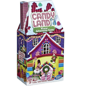 Today Only! Amazon: Hasbro Gaming Candy Land Game - Winter Adventures Edition...