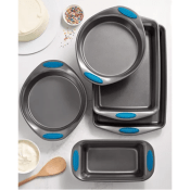 Macy's Holiday Deal! Rachael Ray 5-Pc. Nonstick Oven Bakeware Set $24.99...