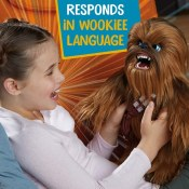 Amazon: Star Wars Ultimate Co-pilot Chewie Interactive Plush Toy $39.99...