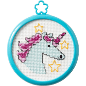 Amazon: Unicorn Cross Stitch Kit $2.47 (Reg. $6.99)