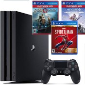 Amazon Cyber Lightning Deal! PlayStation 4 Pro 1TB Console, Controller...