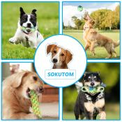 Amazon Holiday Deal! Set of 7 Rope Dog Toys $11.61 After Code (Reg. $17.86...