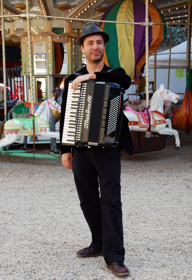musicien oncle gaspar family