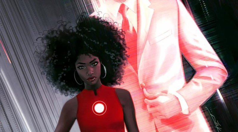 RiRi Williams will be the new Iron Man