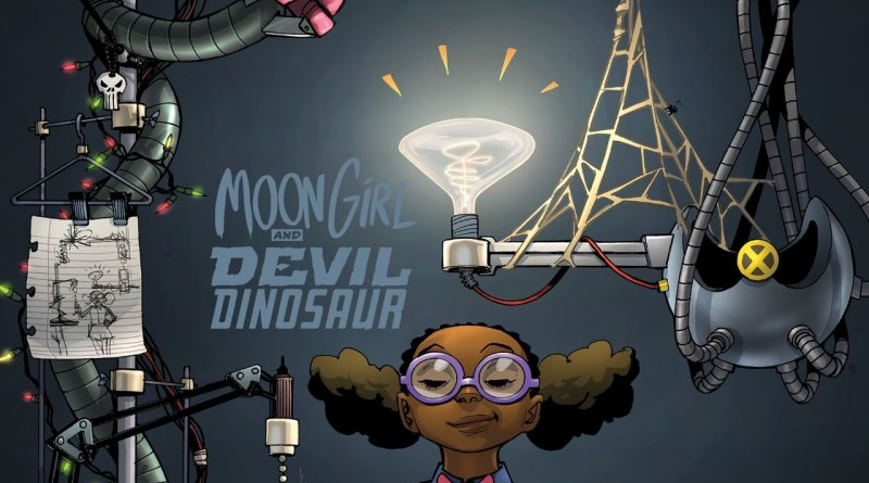 Marvel Might Be Getting Rid Of These Black Comic Titles Soon | Save Moon Girl!