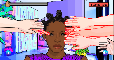 This game lets black girls smack white people hands for touching their hair | Hair Nah!