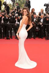 Izabel Goulart attending The Killing Of A Sacred Deer premiere during the 70th annual Cannes Film Festival at Palais des Festivals on May 22, 2017 in Cannes, France. Photo by David Boyer/ABACAPRESS.COM