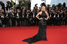 Lara Stone attending the 'The Beguiled' screening during the 70th annual Cannes Film Festival at Palais des Festivals on May 24, 2017 in Cannes, France. Photo by David Boyer/ABACAPRESS.COM
