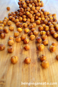 TOASTY OVEN CHICK PEAS 2
