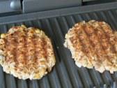 Chick Pea nad Walnut Burgers (6)