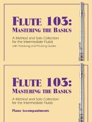 2 book bundles Flute 103