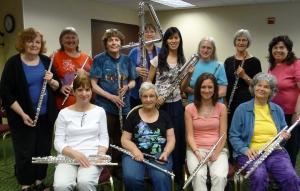 2012 Portland Flute Retreat
