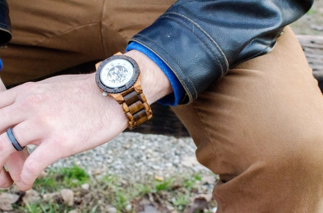 jord wood watch for men