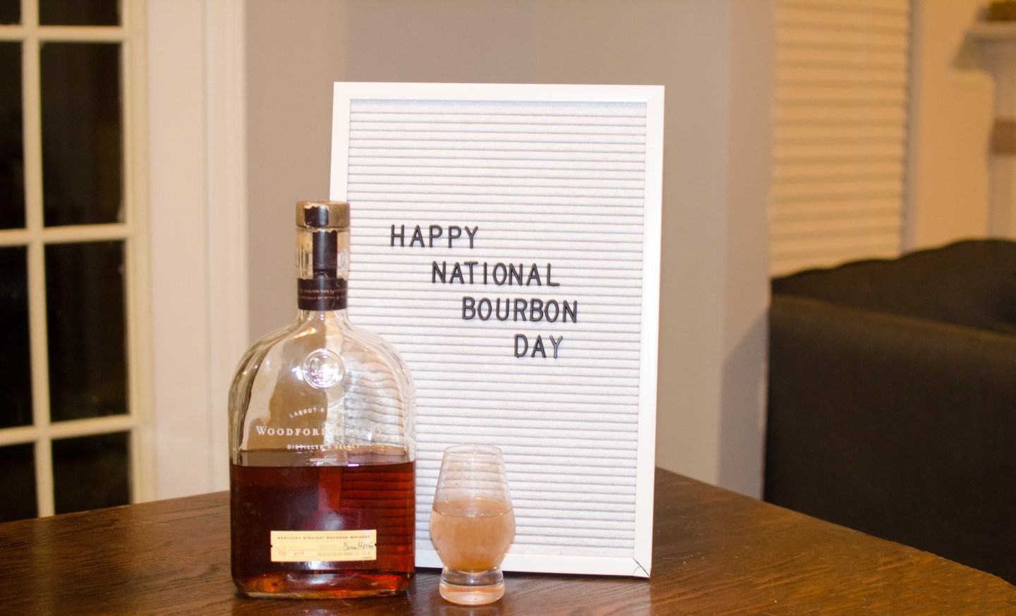 national bourbon day 2017