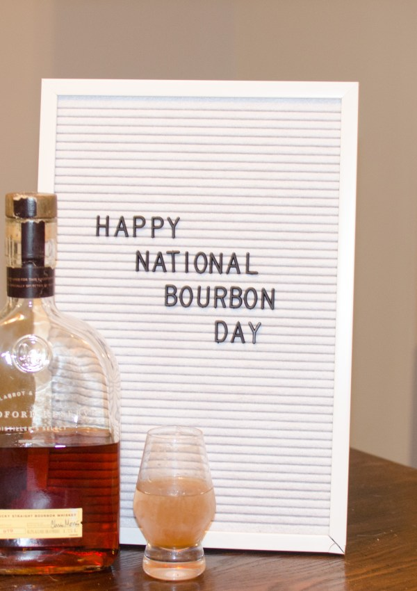 How to Make a Boulevardier for National Bourbon Day