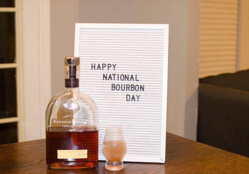 national bourbon day 2017