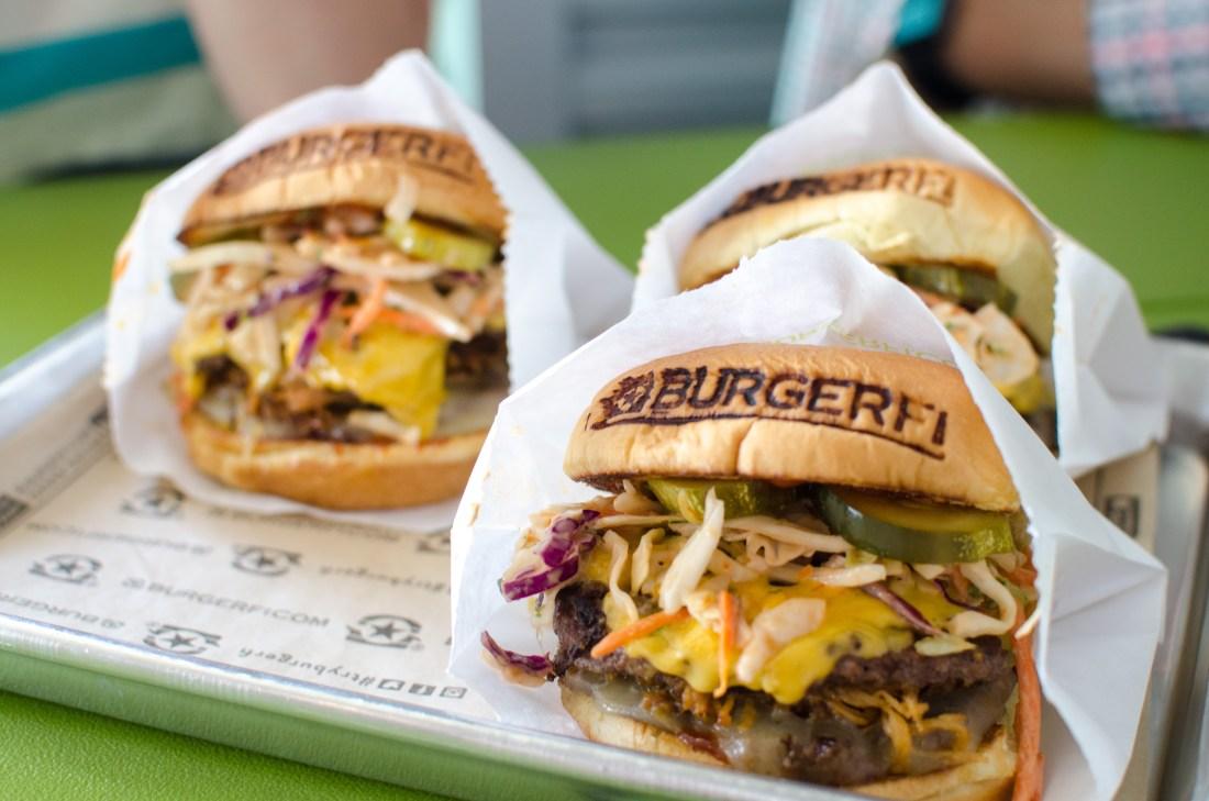 burger fi summer bbq burger