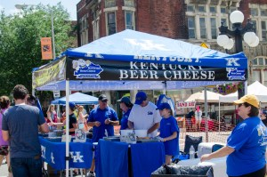 kentucky beer cheese winchester ky festival
