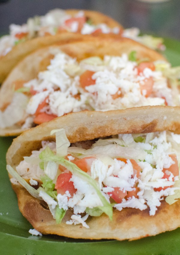 Tacos… Not Just For Tuesdays Anymore: Easy Chicken Tacos