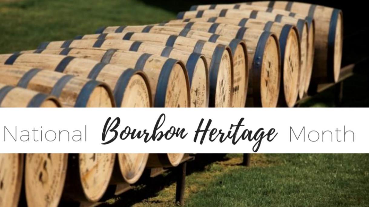 national bourbon heritage month 2017