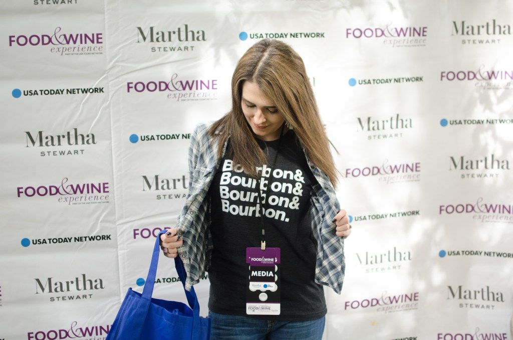 Everyone who knows me, knows that I am a huge foodie, and that I love trying out new restaurants and supporting local restaurants. I was super excited that I was invited to the 2017 Courier-Journal Food & Wine Experience in Louisville! I'm always down for attending a food festival! This has been something that I've been looking forward to for months, and the time was finally here! It was held on Saturday, October 21 from 1pm to 4pm in the beautiful Norton Commons in Prospect, Kentucky, which is actually about 20-30 minutes from downtown Louisville. The day could have not been more perfect.