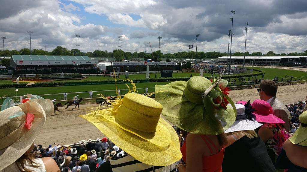 """The Kentucky Derby has been nicknamed """"the greatest two minutes in sports."""" Here in 2018, we are celebrating its 144th year, but how did we get here? When did it start? I'm sure everyone knows what The Kentucky Derby is! The Derby is a horse race that is held annually in Louisville, Kentucky on the first Saturday in May, capping (another word) the two-week-long Kentucky Derby Festival, but it wasn't always this way. #sharethelex #louisville #louisvilleky #kentucky #kentuckyderby #horses"""