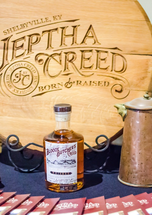 """Ground to Glass"" Cocktail Class at Jeptha Creed Distillery"